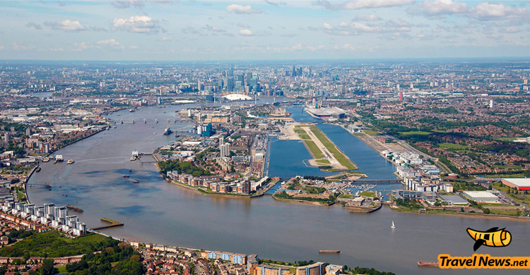 London City Airport reaches record number of passengers in 2015, outlining the need for expansion.