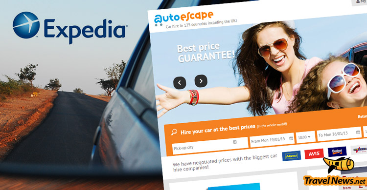 Expedia Acquires European Car-Rental Company Auto Escape Group