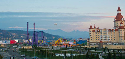 Sochi – After the Flame