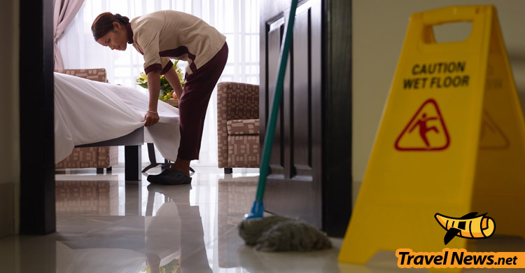 Cleanliness is top priority for hospitality consumers, study shows