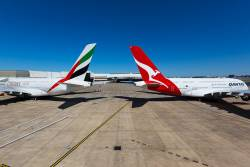 Qantas and Emirates promote Dubai as food destination