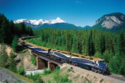 Norwegian Cruise Line partners with Rocky Mountaineer