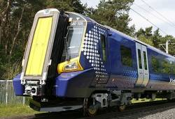 ScotRail to offer wifi on all Class 380 trains