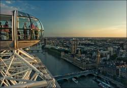 More than 50 Million People Visited the EDF Energy London Eye