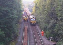 £10m rail modernisation in Wales and the border counties of England on track