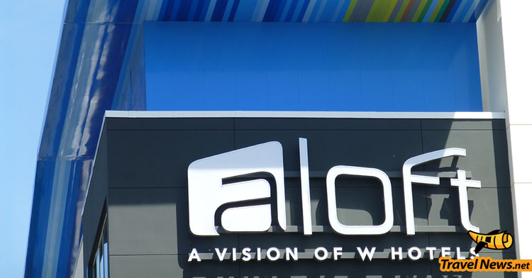 Aloft Debuts Hotel Rooms of The Future