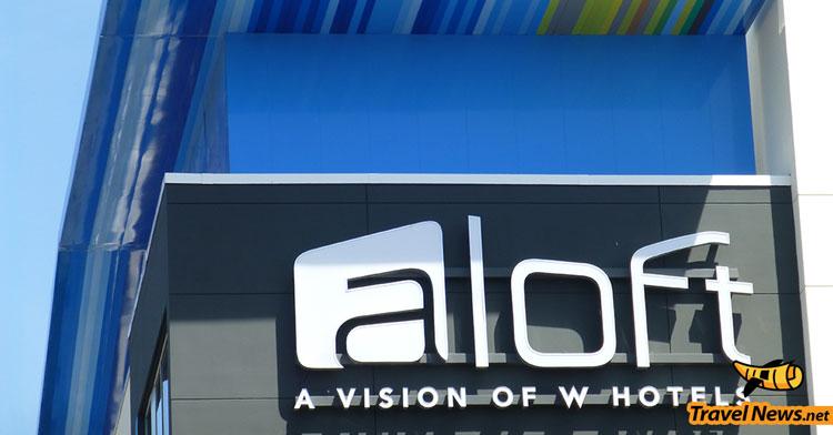 Aloft Debuts Hotel Rooms of The Future